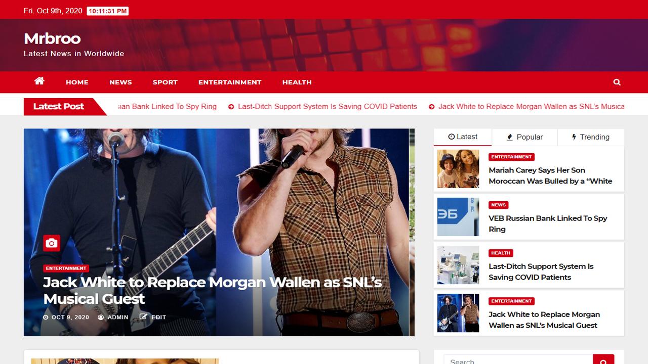 Create Autopilot News Website - Auto Update News Website