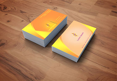 I will provide you a business card