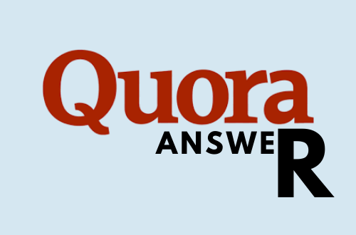 I will create 15 relevant topic Quora answer backlink