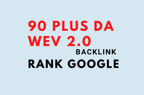 I will 90 plus domain authority 10 web 2.0 backlink provide