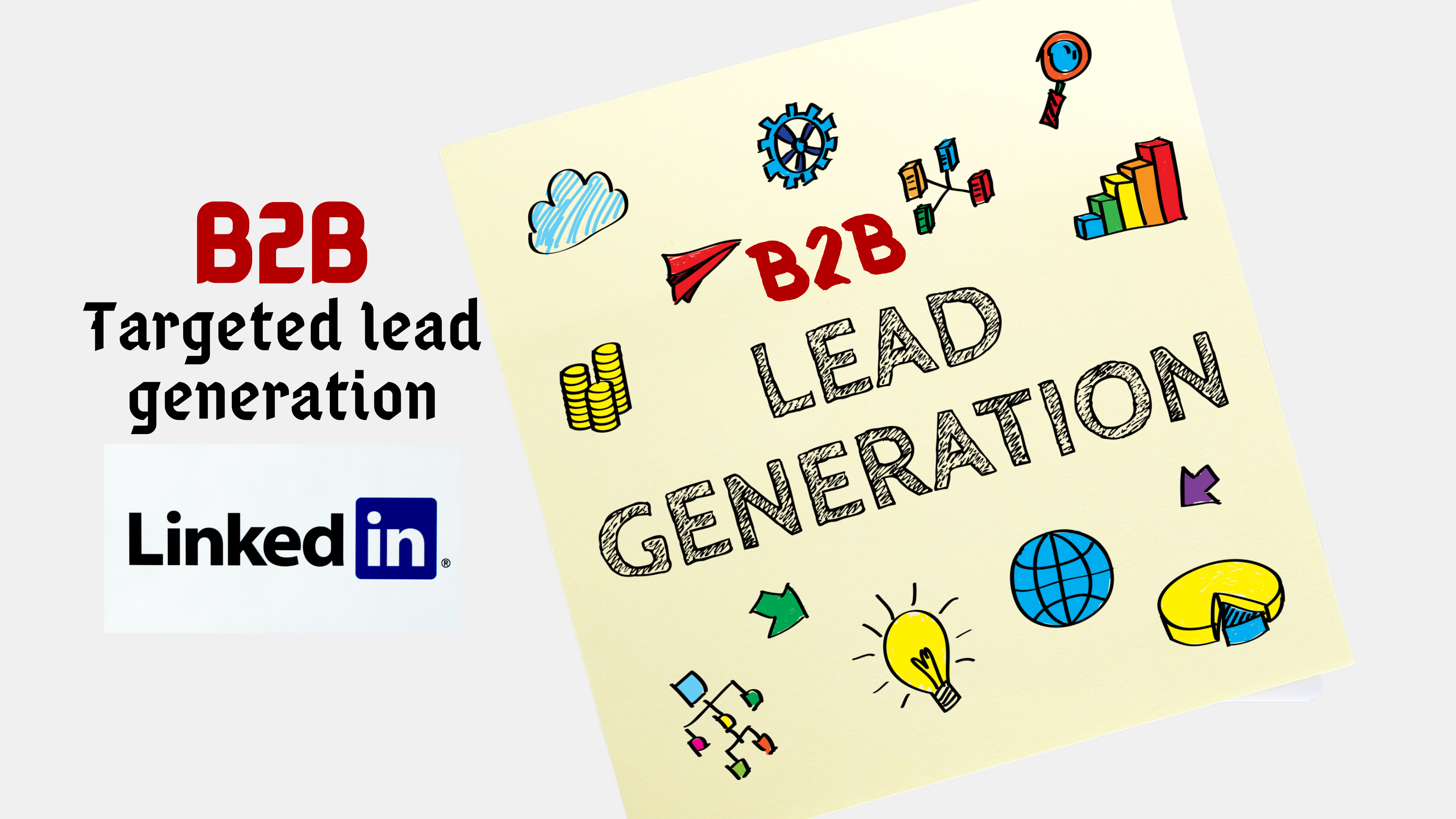 I will collect B2B Leads Generation and Targeted Niche based Email list