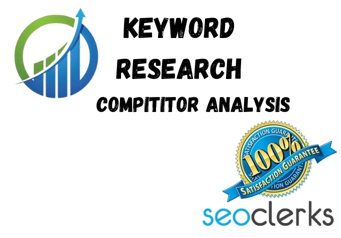 I will be your Keyword research manager