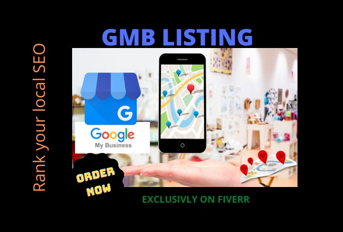 I will optimize and grow google my business listings for local SEO