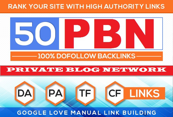 50 HomePage PBN All. COM Domains Backlinks All Dofollow High Quality Backlinks