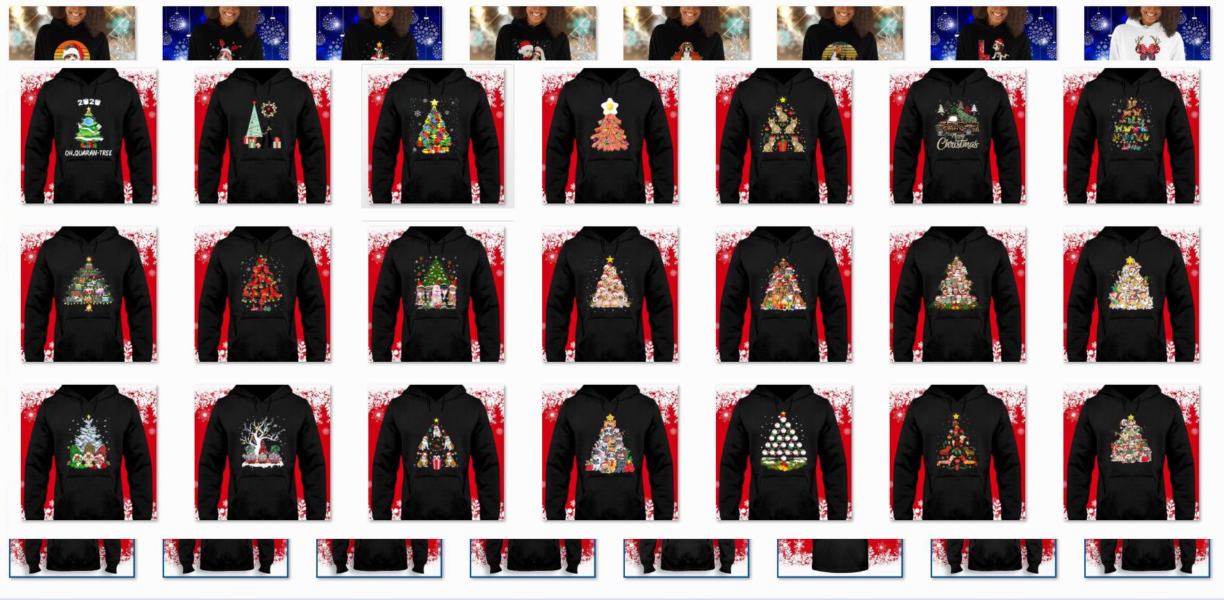 500 PNG files Christmas T shirt Design Ready To Printable