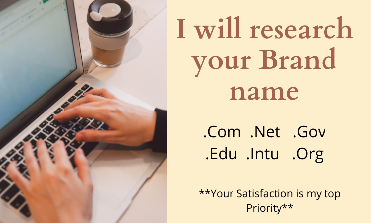 I will research your Domain name