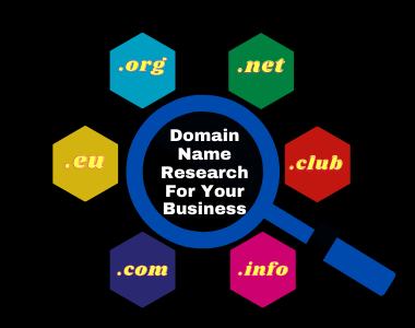 I will do best Domain name Research for your business or company.