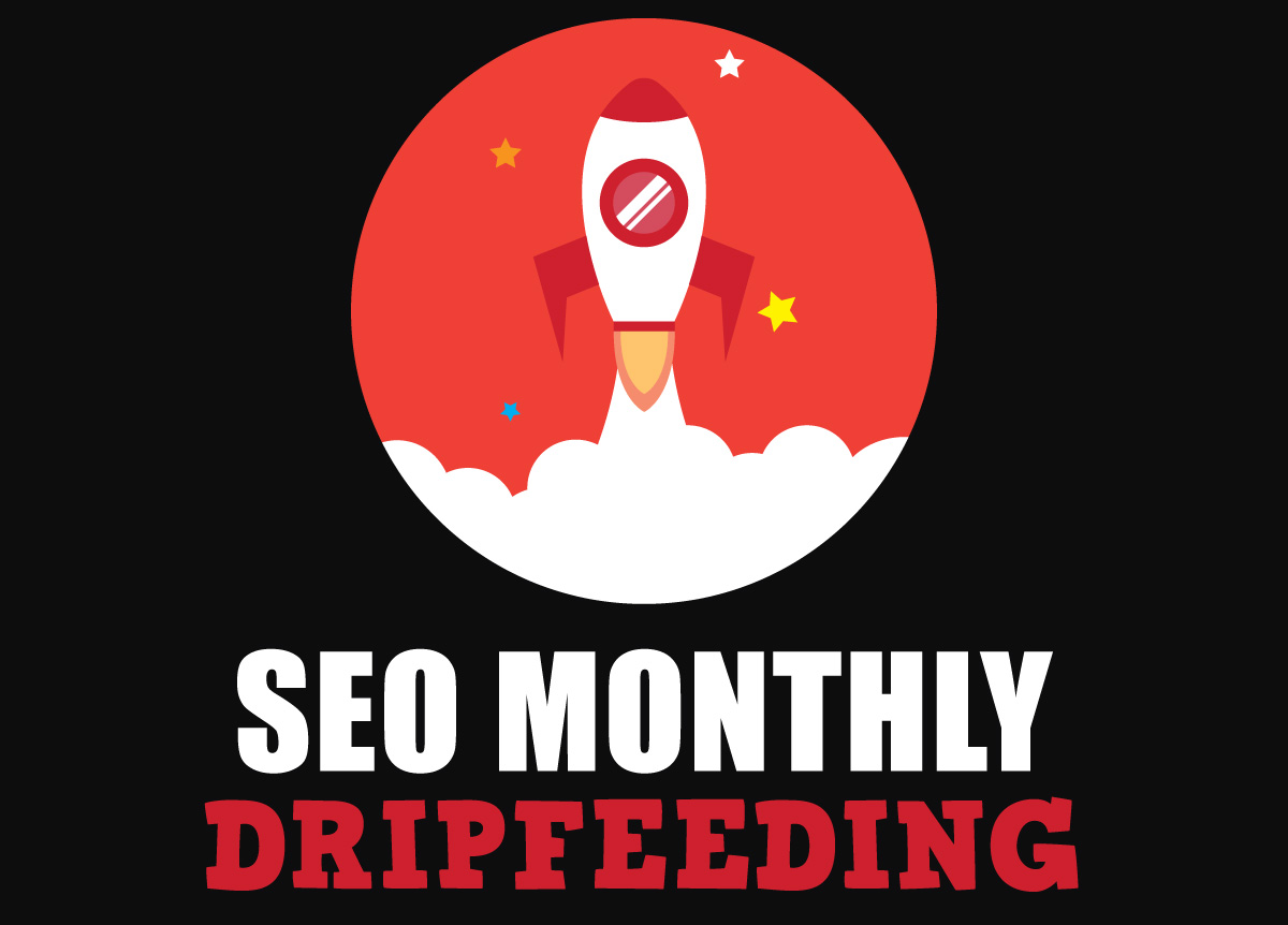 Daily , Monthly High Quality Backlinks Dripfeed