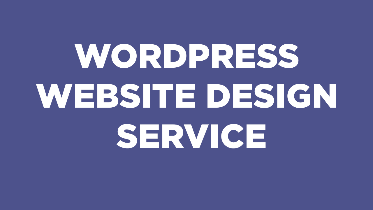 I will Create a PROFESSIONAL wordPress website or wordPress customization for you