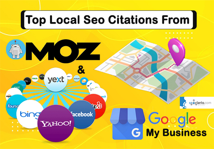 I will create citations for local SEO from Yext and Moz