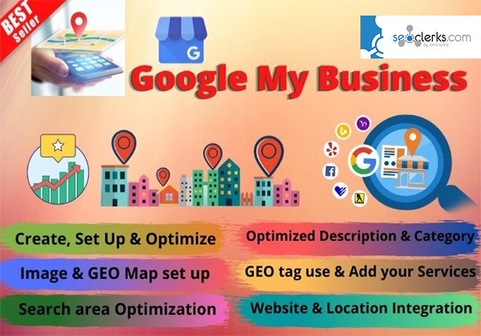 I will optimize your google my business account