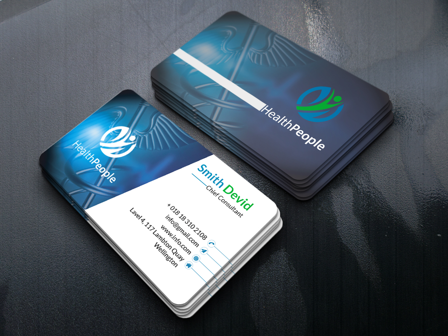 Design Unique & Professional Business Card within 3 hours