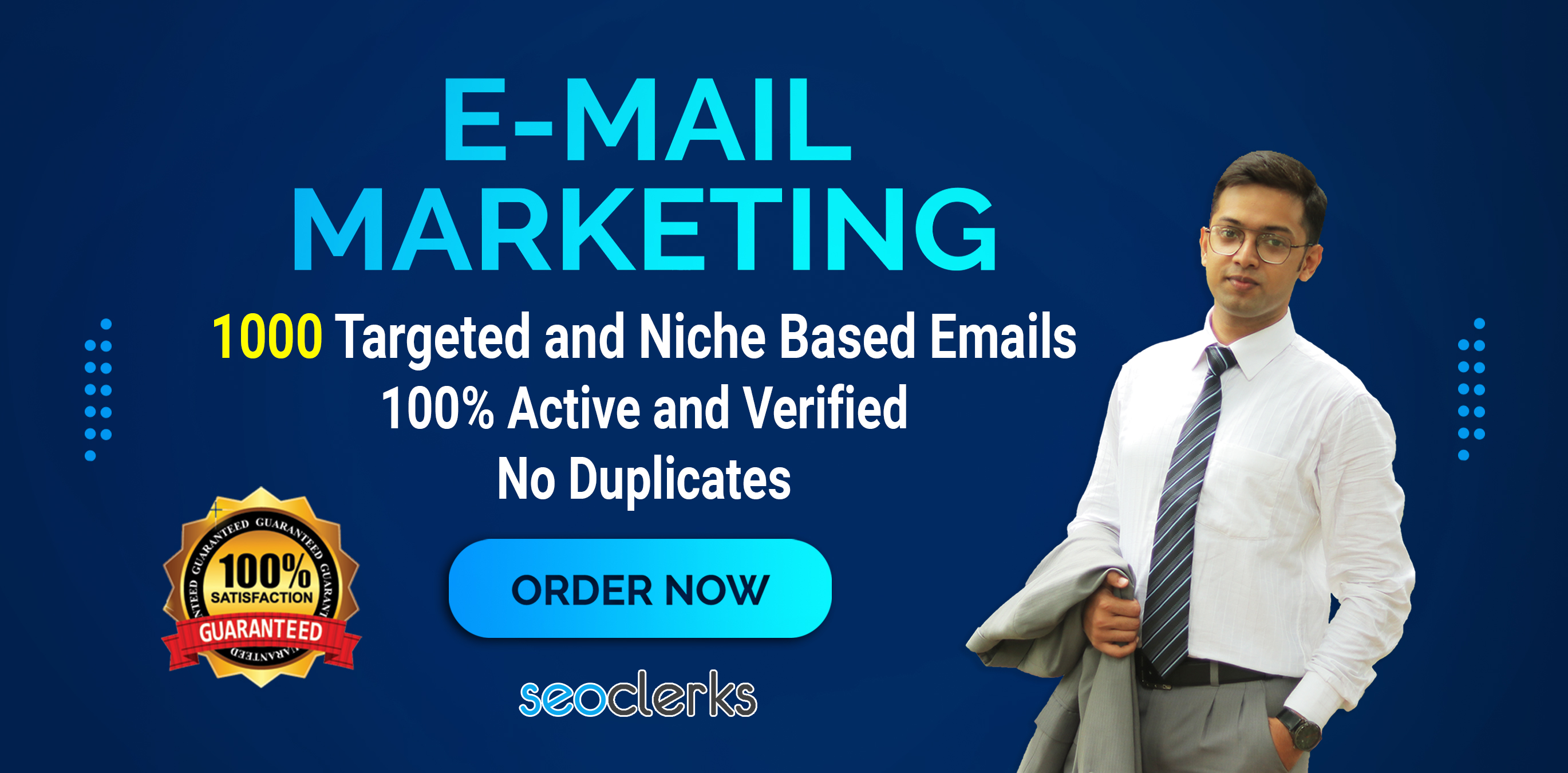 I will collect 1000 USA verified consumer email list to promote your brand