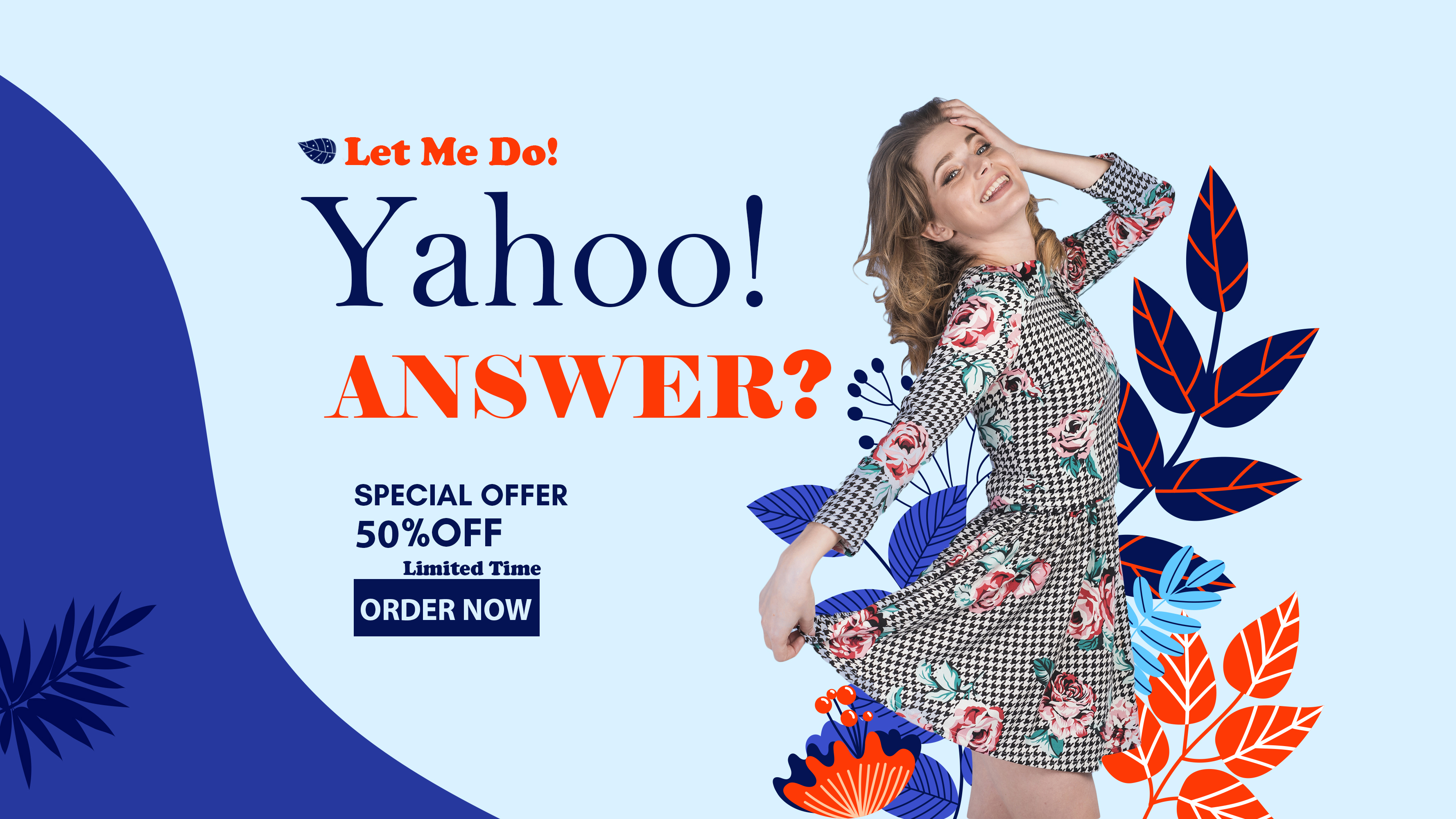 I will promote your website in 10 Yahoo Answers with Clickable link and organic traffic.