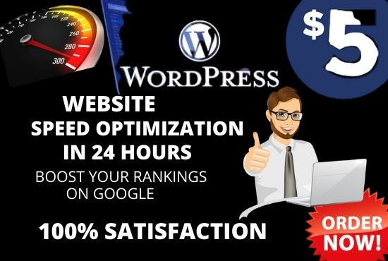 best wordpress website speed optimization