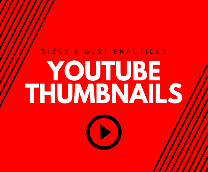 I will create a catchy custom thumbnail for youtube video with perfect size