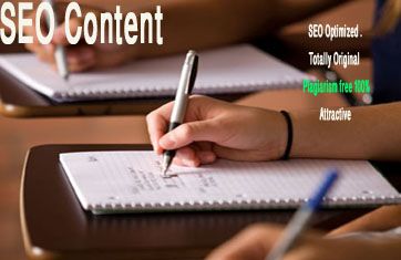 I will write an engaging SEO optimized content