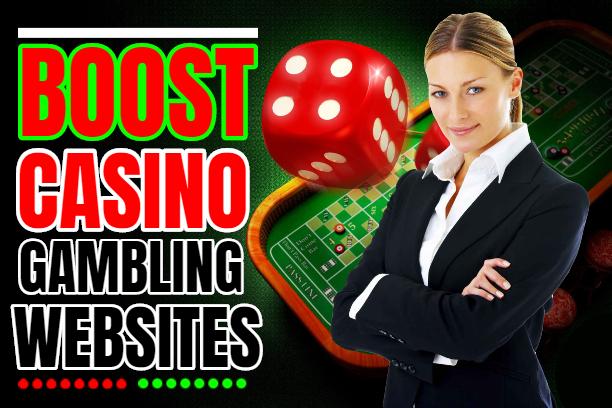 Get 2500+ Web 2.0 PBN Backlinks Casino gambling pokers DA 50+ PA 40+ SEO Backlinks