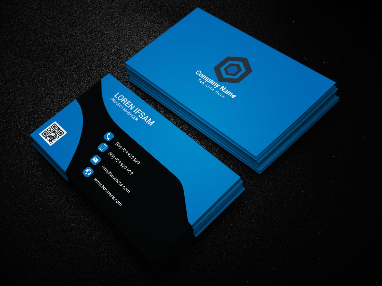 I will provide business card design.
