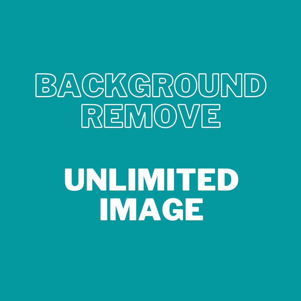 I will do unlimited image background remove