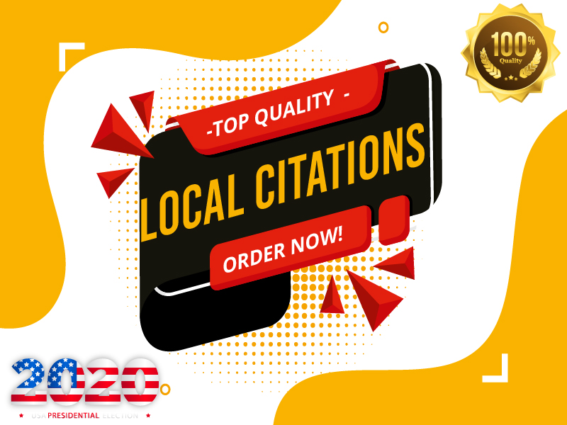 I will Provide 30 Top Quality USA local Citations