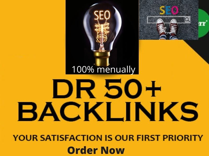 I will build 50+ high-quality Profile Backlinks.