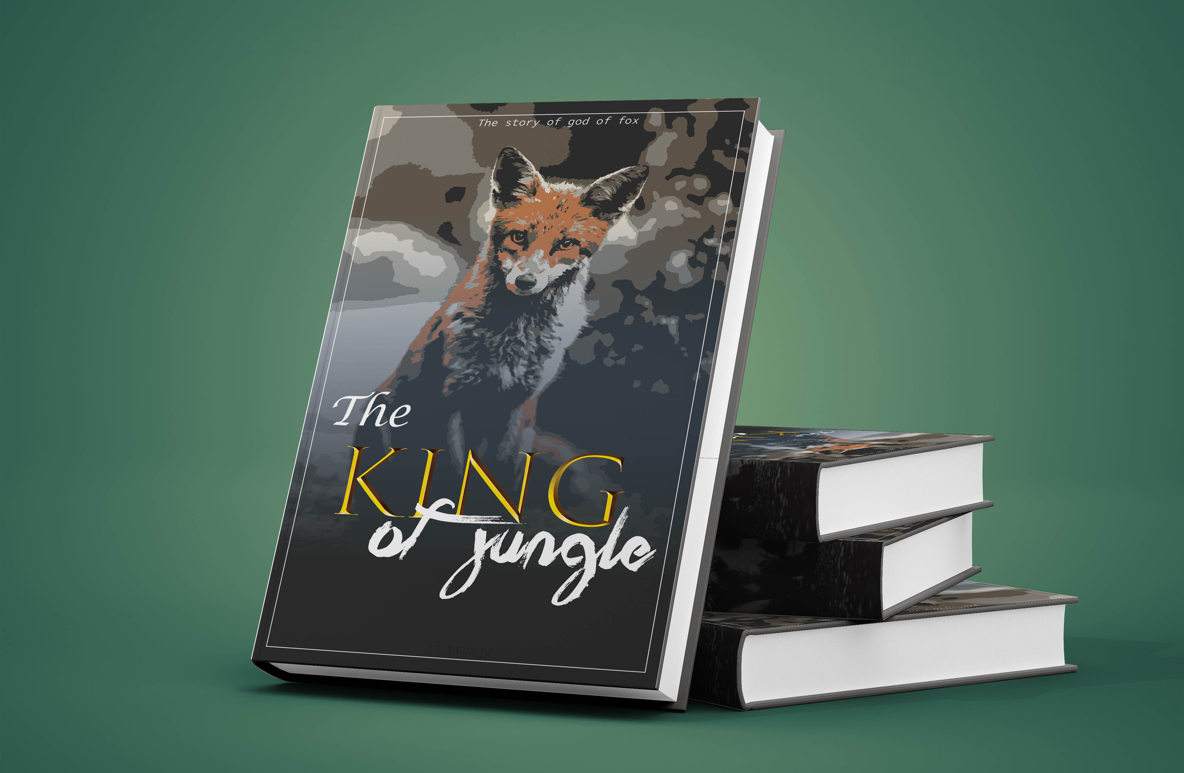 I will do eye catching BOOK COVER DESIGN
