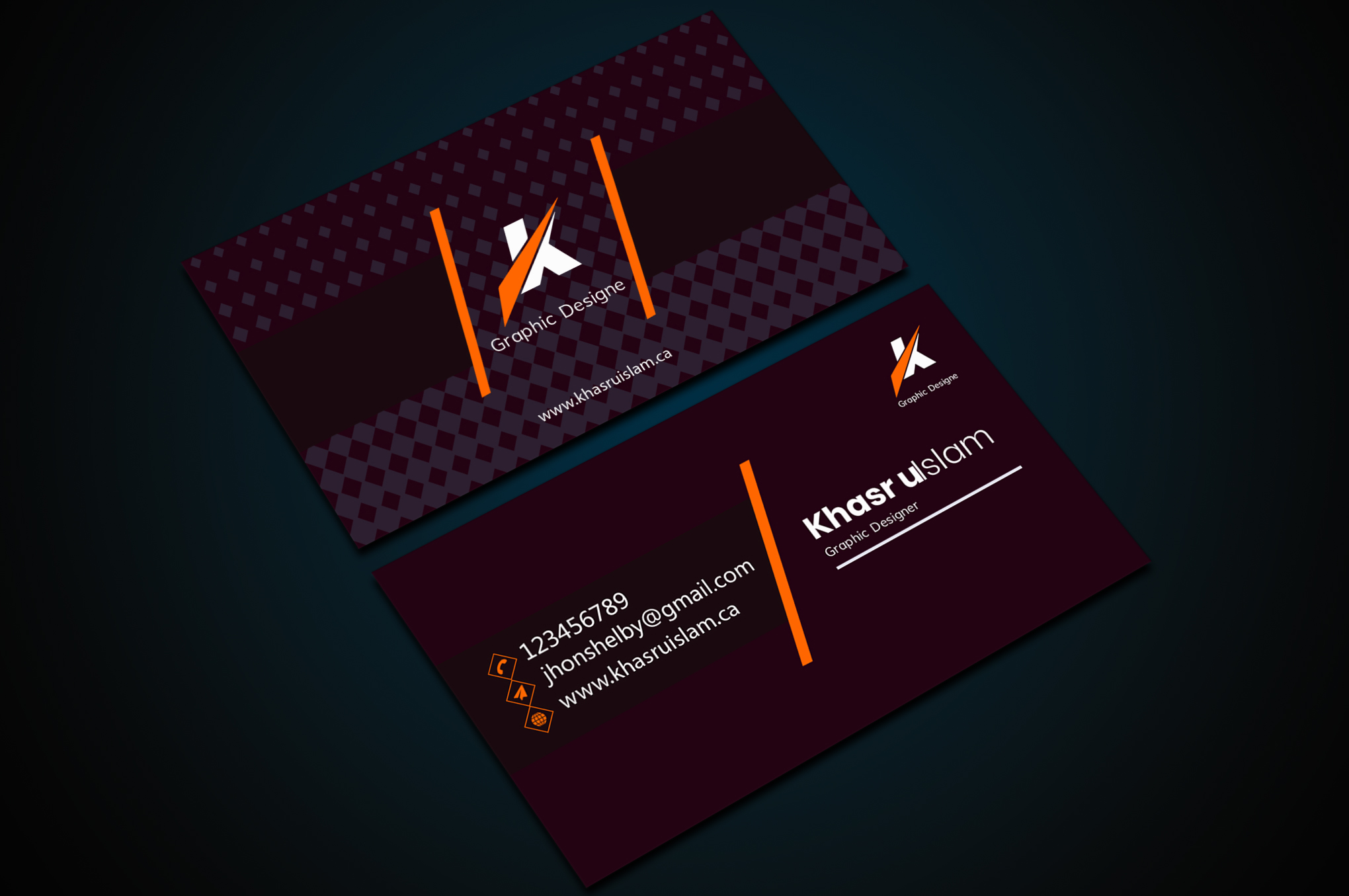 I will do any type of business card