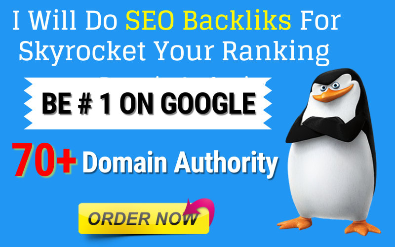 I will rocket your google rankings with 150 high quality backlinks