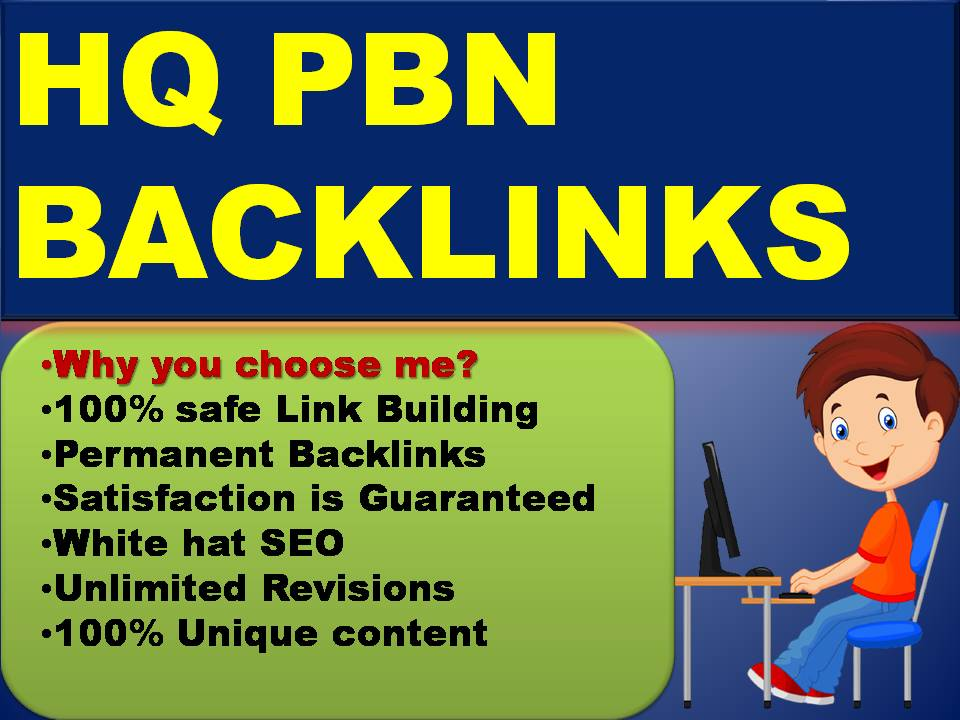 I Will Do 150+ HQ PBN Backlinks For YOUR Google Ranking