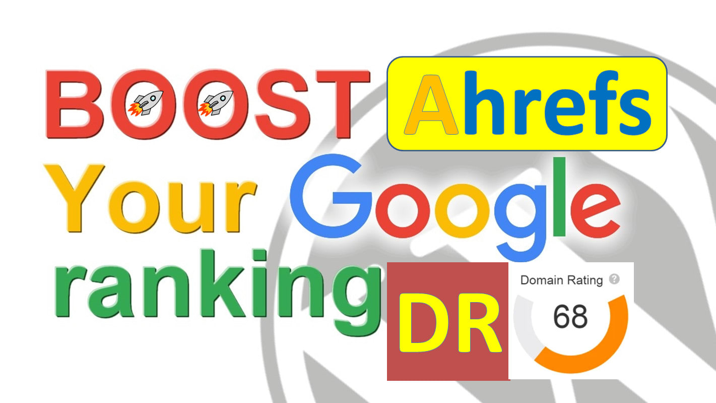 I will give high DR 50 to 80 permanent dofollow backlinks for SEO