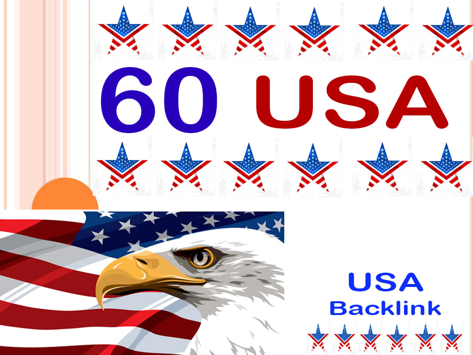 I will do make 60 USA pr9 high authority link building backlink to rank your website