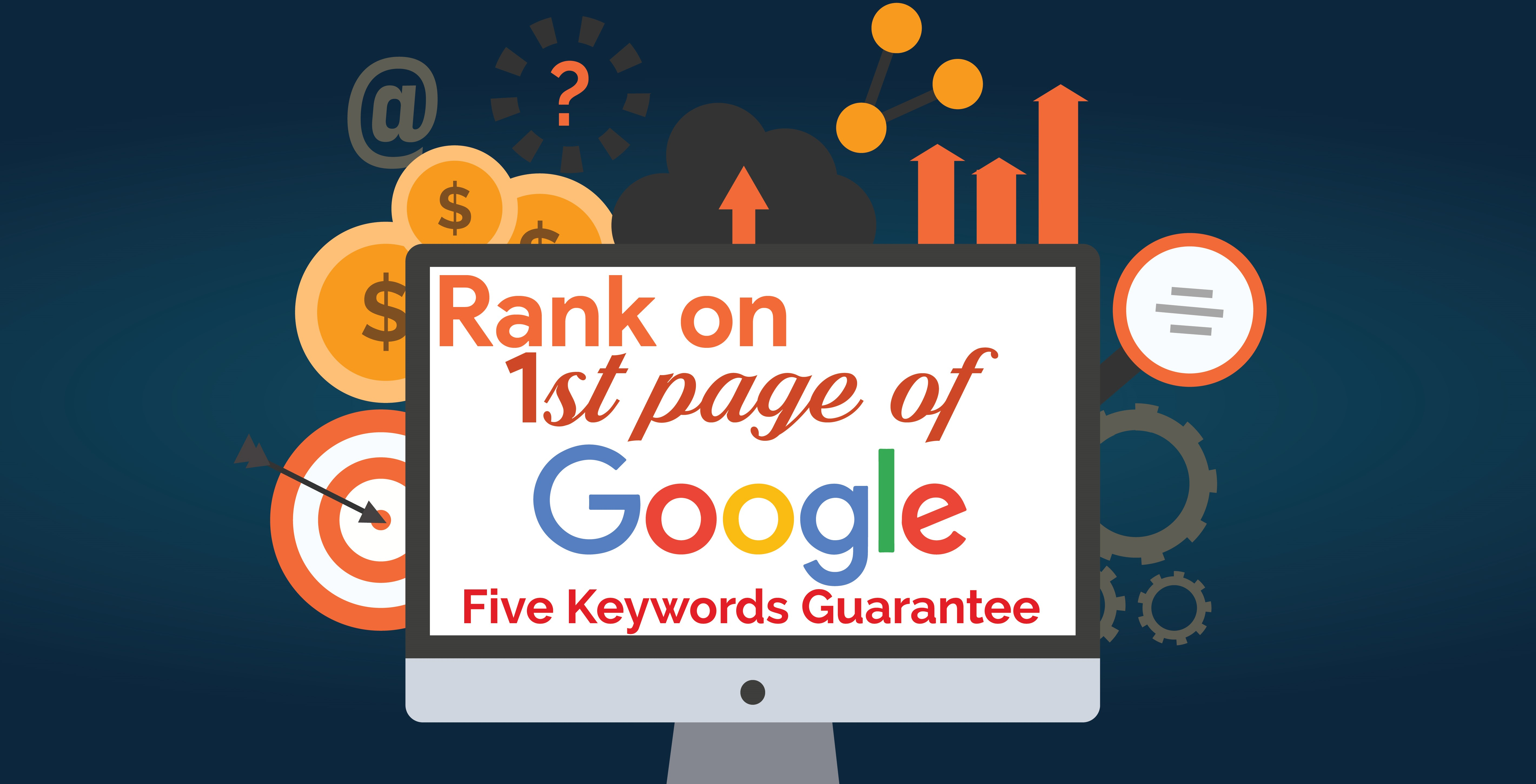 Guaranteed 5 Keywords On Google 1st Page Or Refund Money-Manually Done Backlink Package-Update 2021