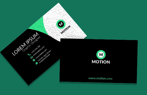 I Will Design Professional Unique Business Card and stationay