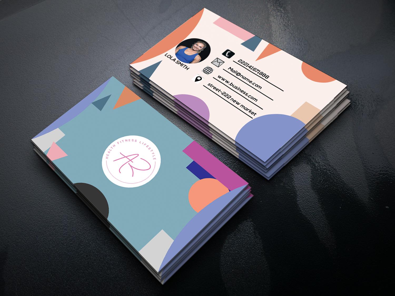I will do a Creative,Stylish Business Card .