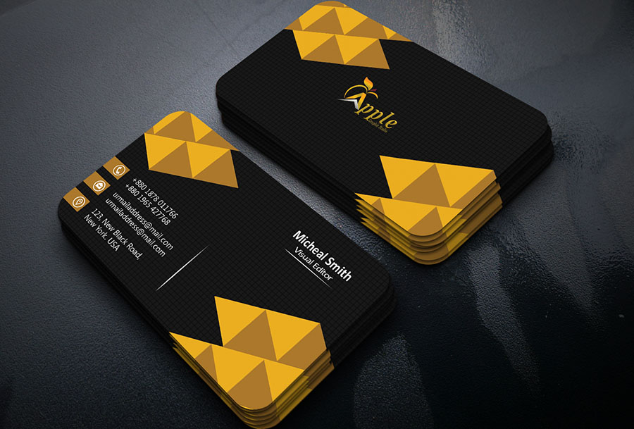 I will Create Professional Unique Business Card