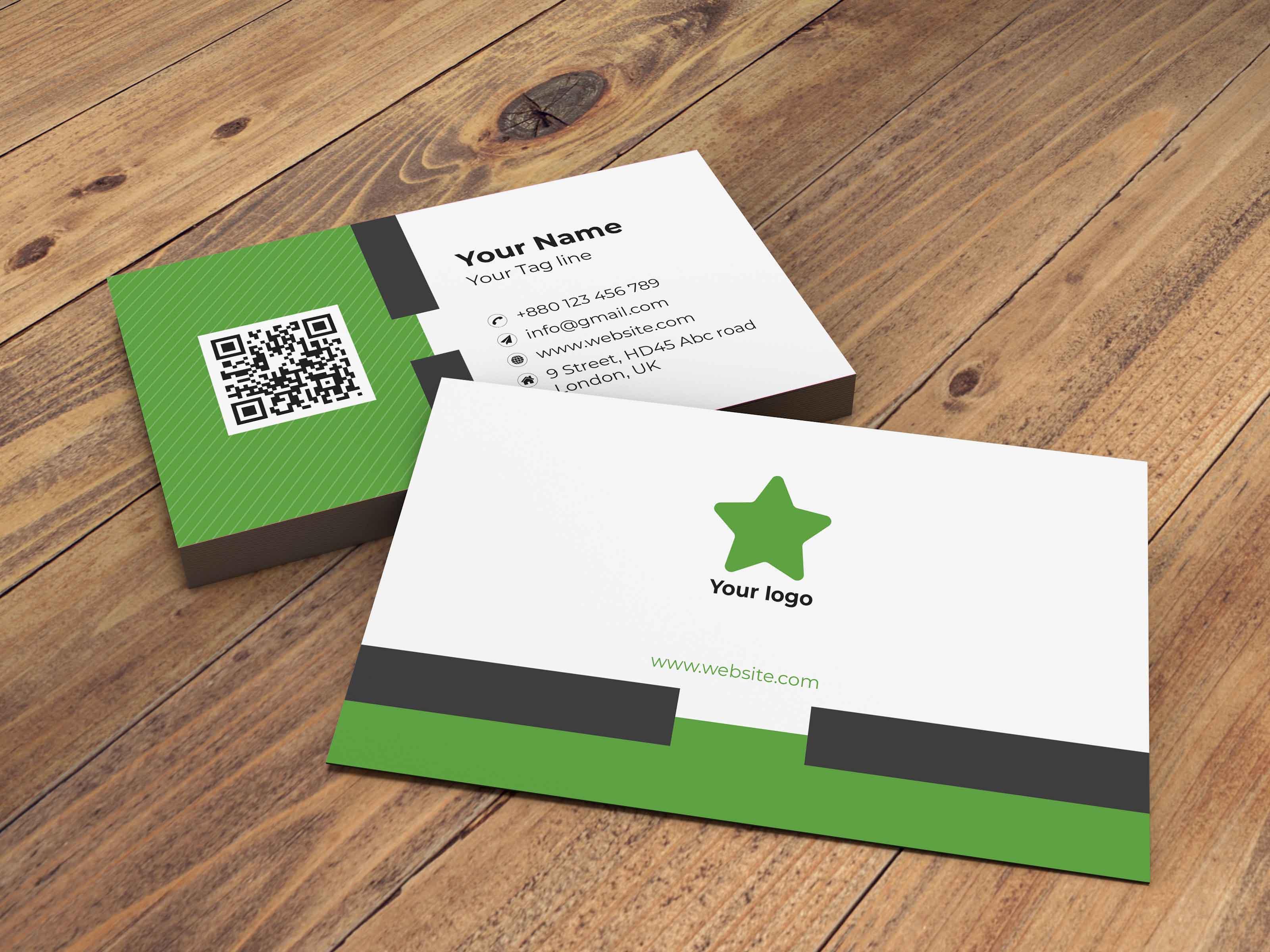 I will design unique Business card