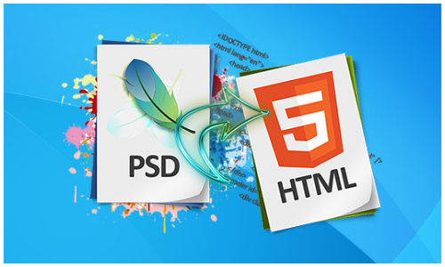 PSD to HTML responsive with Bootstrap 5