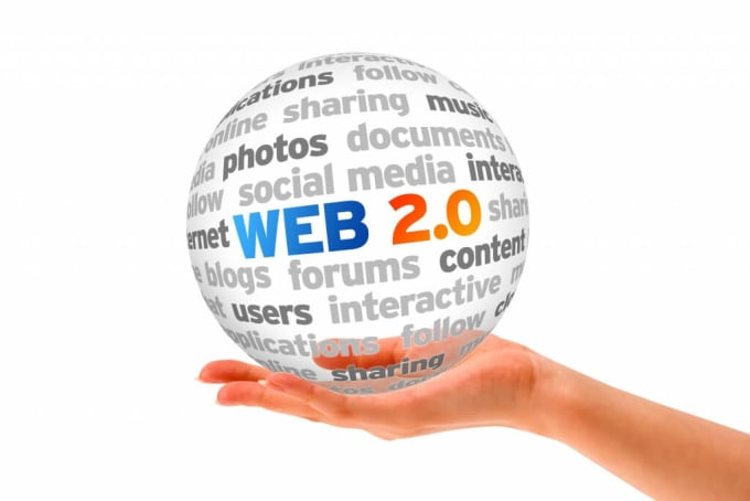 I will create high quality 50 web 2.0 SEO Backlinks