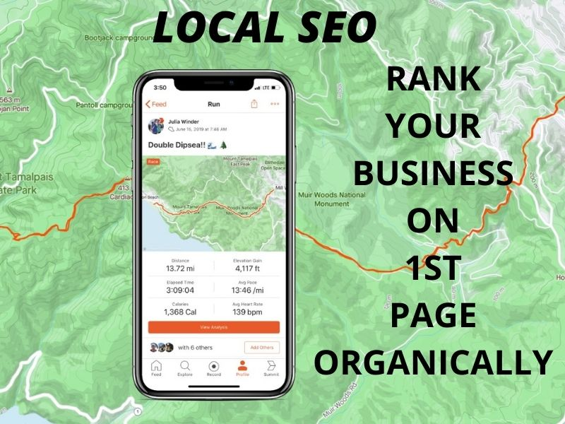 I will create 2000 google map citations for local business SEO