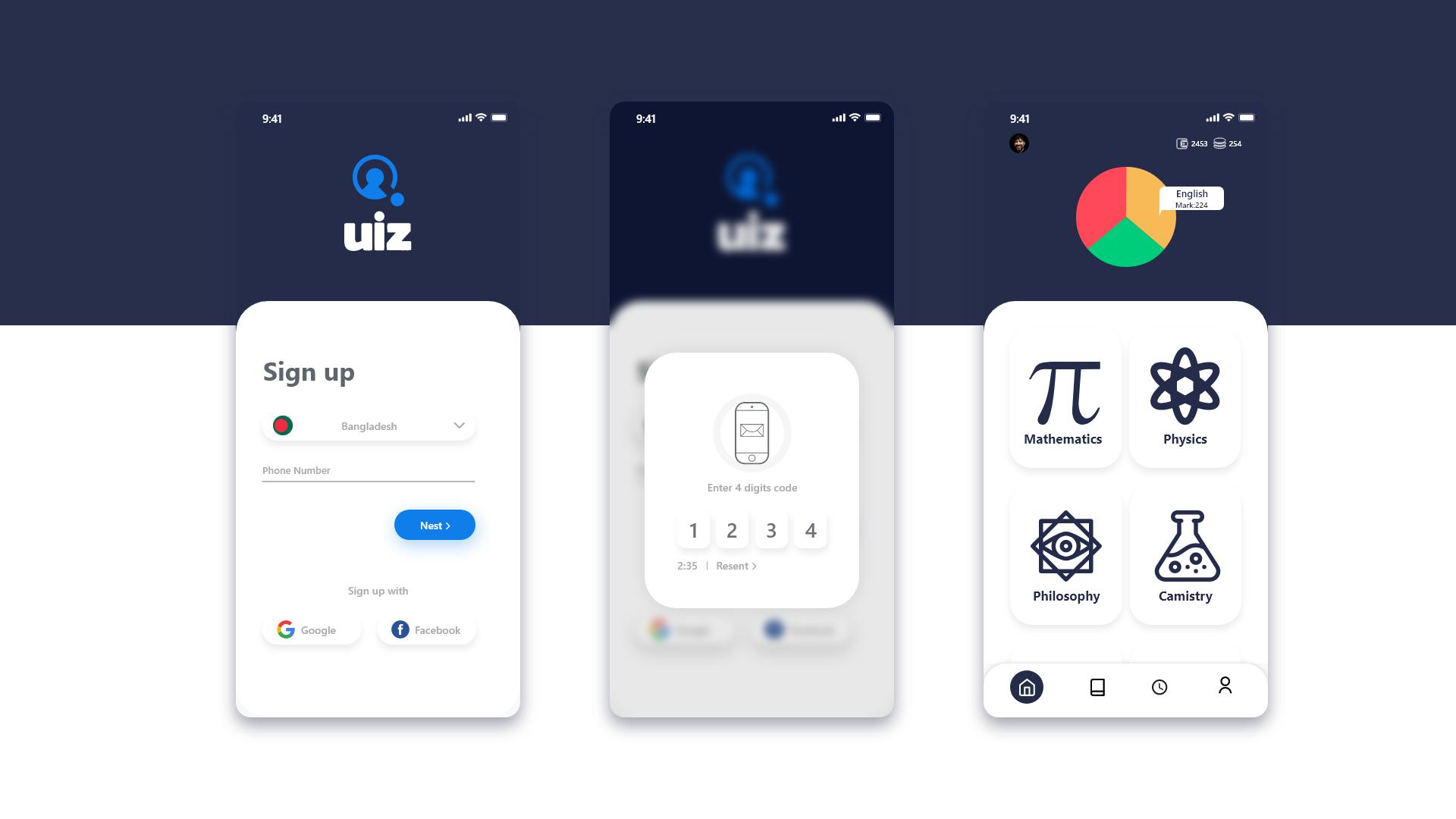 I Will Create Dynamic UI Design, UX Design, Mobile App Design