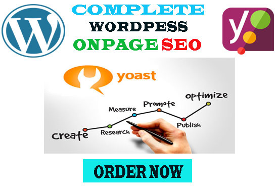 I will do yoast seo onpage optimization to increase your traffic