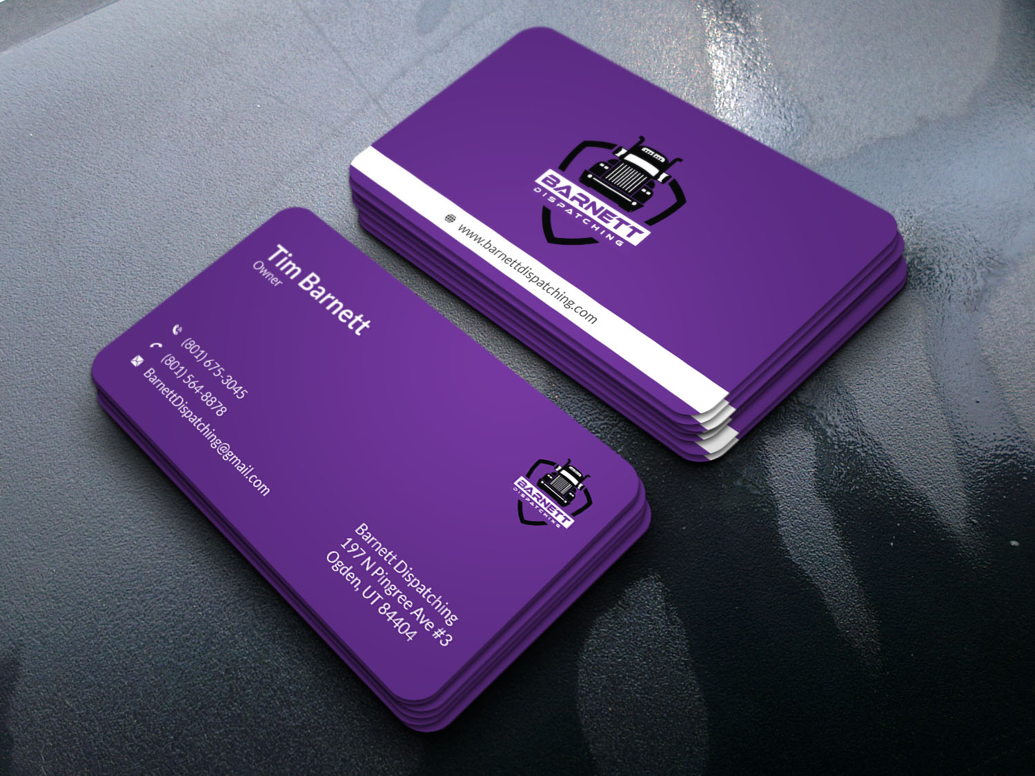 I will professional business card and logo design.