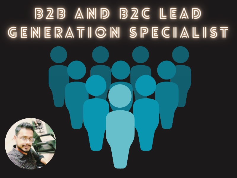 I Will Do Lead Generation Email List From LinkedIn And Data Entry