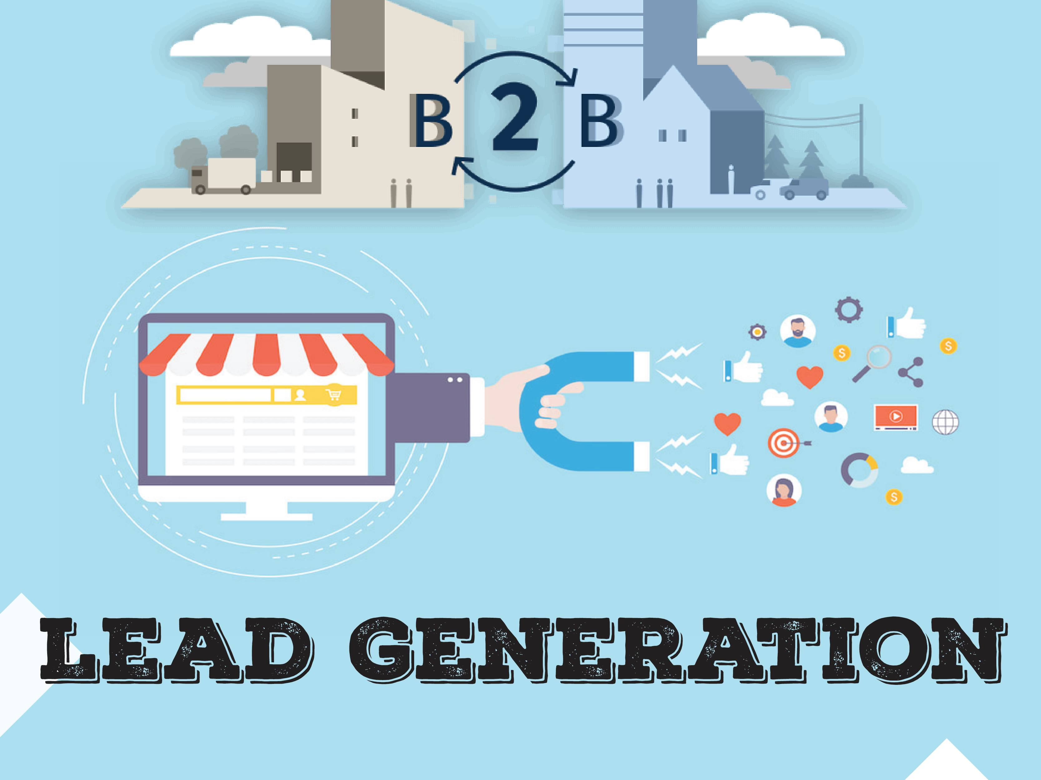 I will do 20 Targeted B2B Lead Generation