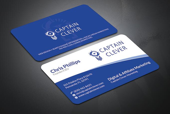i will made a professional minimalist modern luxury business card