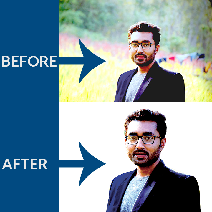I will do background remove 5 to 10 images