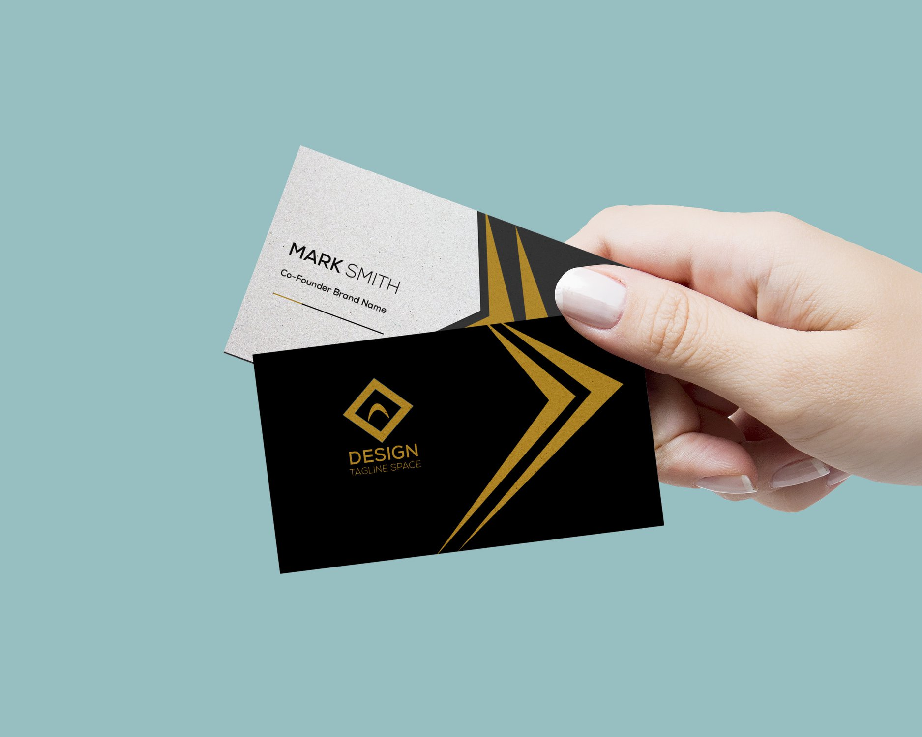 I will create professional business card and staionary design