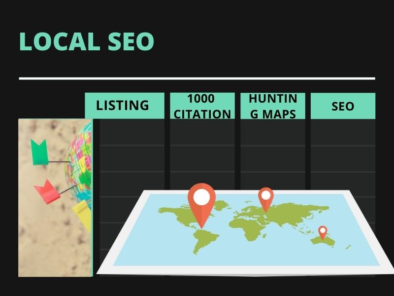 I will do your Local SEO, b2b lead generation