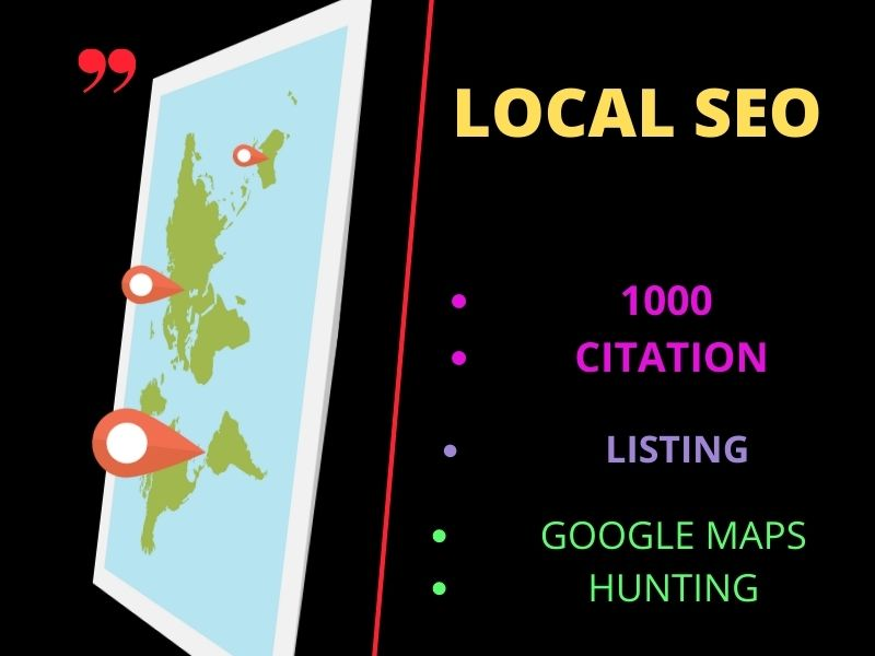 I will do your Local SEO,b2b lead generation